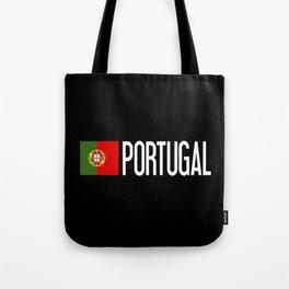 Portugal: Portuguese Flag & Portugal Tote Bag