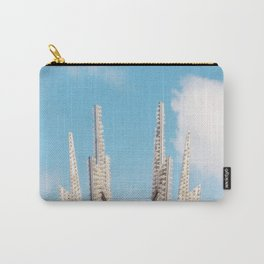 Bolt Out of the Blue Carry-All Pouch
