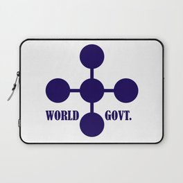 world government Laptop Sleeve