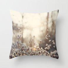 Northern Cotton Throw Pillow