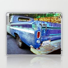 Nearing the End of The Road Laptop & iPad Skin