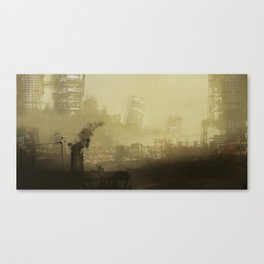 What We Leave Behind - Chris Little Canvas Print