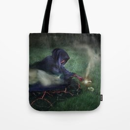 The Epitome of Man Tote Bag