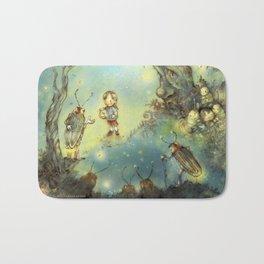Firefly Forest Bath Mat