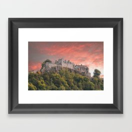 Stirling Castle Framed Art Print