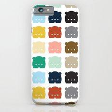 Bears, Bears, Bears Slim Case iPhone 6s