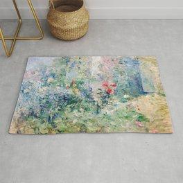 Berthe Morisot - The Garden at Bougival Rug
