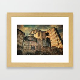 Chora Church Framed Art Print