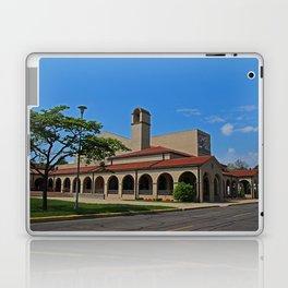 Lourdes University-  Franciscan Center in the Spring VIII Laptop & iPad Skin