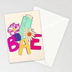 Inhaler Bae Stationery Cards