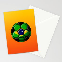 Brasil Ball Stationery Cards