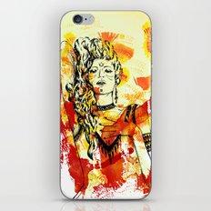 Tribal Beauty 2 iPhone & iPod Skin