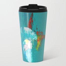 Tournament (knight turquoise) Travel Mug