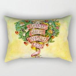 Tree of happiness! Rectangular Pillow