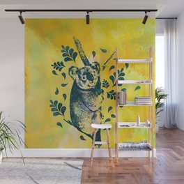 Koala Bear Digital Art Wall Mural