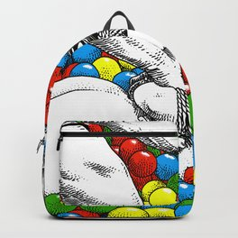 asc 470 - Games allowed in the store after closing time Backpack