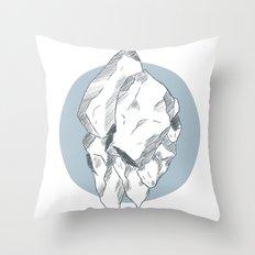 Hyper Nation Throw Pillow