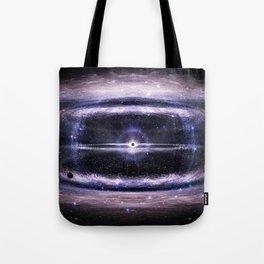 Galactic guts Tote Bag