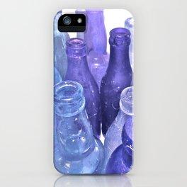 Lavender Bottles iPhone Case