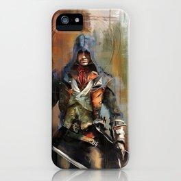 Portrait of Arno Dorian iPhone Case