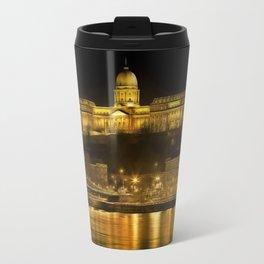 Budapest Golden Night Travel Mug
