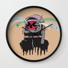 Dead Space: The Spirits Escape Wall Clock