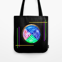 Abstract in perfection 10 Tote Bag