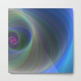 Gloom background abstract dim Metal Print