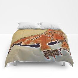 Goanna Comforters