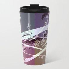 Springtime Metal Travel Mug
