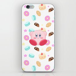 Kirby & Sweets iPhone Skin