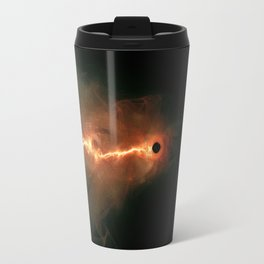 Comet entering Travel Mug
