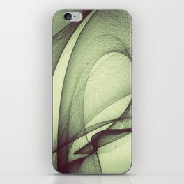 The Breeze iPhone Skin