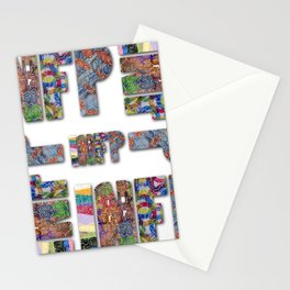 INFP Pattern 1 Stationery Cards