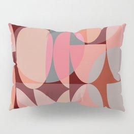 Modern Blues Pillow Sham