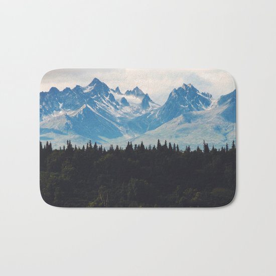 Mountain Valley Bath Mat