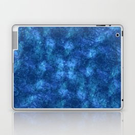 I'm Blue; Fluid Abstract 57 Laptop & iPad Skin