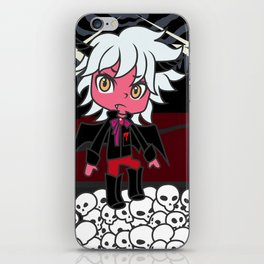 the Prince of Darkness iPhone Skin