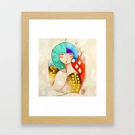 Lina Rosa Framed Art Print