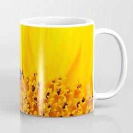Ladybug and the Sunflower Coffee Mug