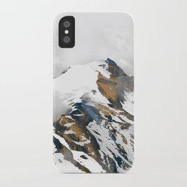 mountain 10 iPhone Case