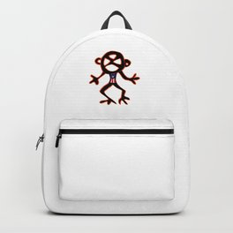 PUERTO RICO Taino Symbols Backpack