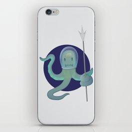 Lil Alien - Squiddy  iPhone Skin