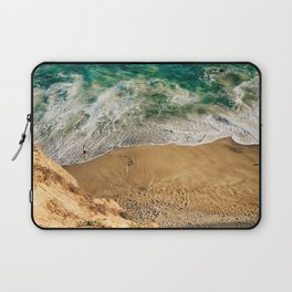 Water on the Shore (Color) Laptop Sleeve