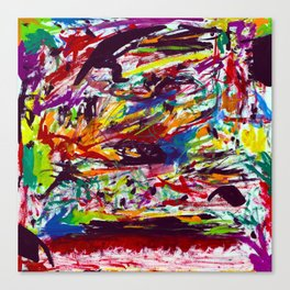 Typhoon Saling (1985) Canvas Print