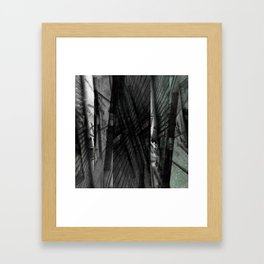 Incongruous like aspiring via acts of desperation. [D] Framed Art Print
