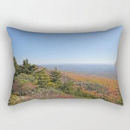 Autumn in the Mountains, Horizontal Rectangular Pillow