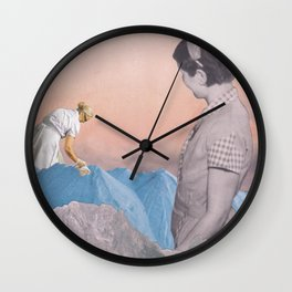 Like mother Wall Clock