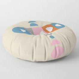 Storm Calka Space Age Floor Pillow
