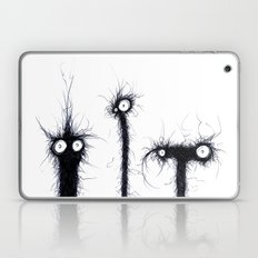 The creatures from the drain 8 Laptop & iPad Skin